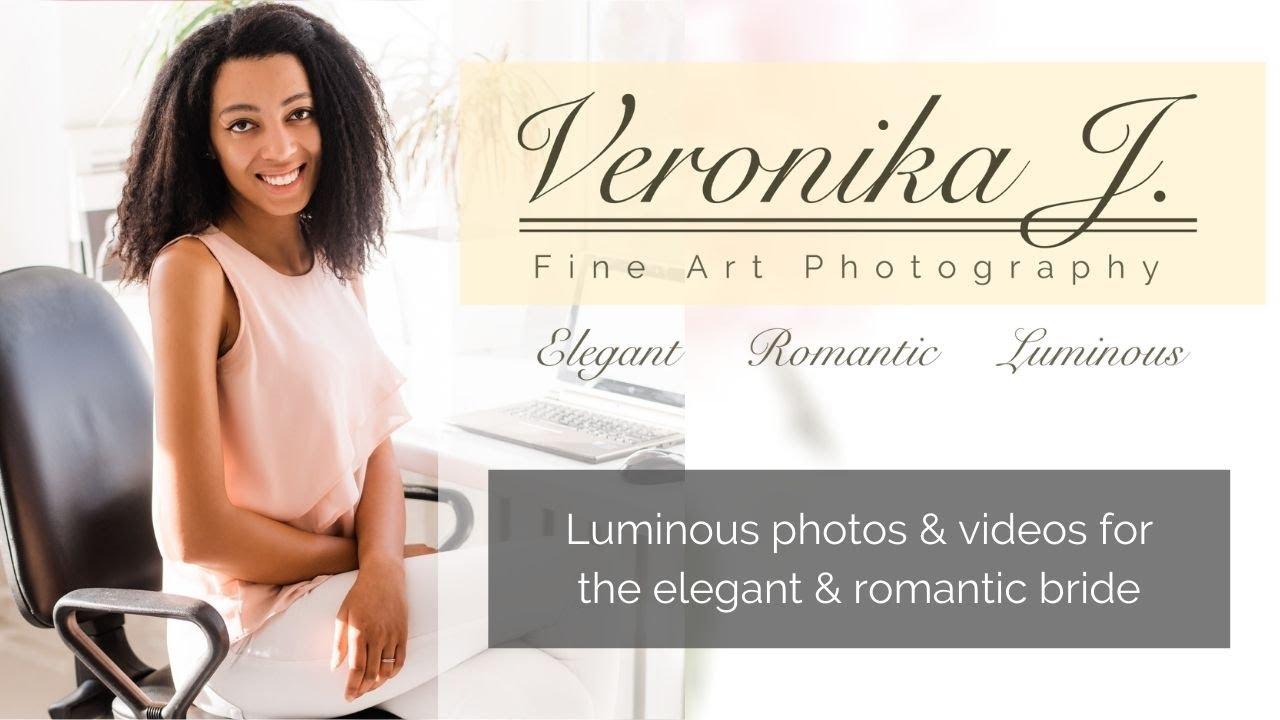 Welcome Promo: Veronika J. Fine Art Photography