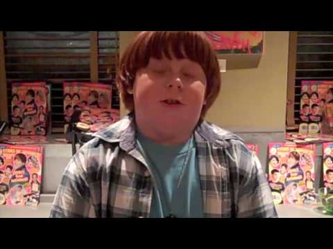 Tucker Albrizzi from BIG TIME RUSH: What To Expect!!!