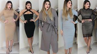 הול בגדים חלק ב׳ | Hot Miami Styles, Boohoo, Naanaa, Aliexpress Haul
