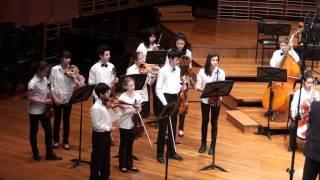 Canzon in 8 Lines - Giovanni Gabrieli - Canzon septimi toni a 8 - Sinfonietta - SYO