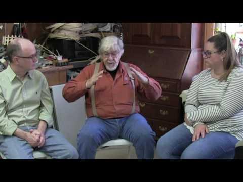 Gary Giberson: Cedar Enthusiast / Master Woodcarver