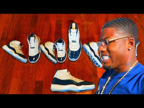 Thumbnail: Surprised My Whole Family With The New Jordan 11s