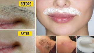 Stop shaving! Here is how you should remove facial and body hair painlessly