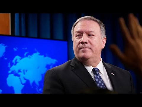 Secretary of State Mike Pompeo, From YouTubeVideos