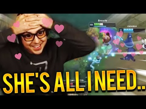 SHE'S ALL I EVER NEED IN THIS GAME!!!! - Trick2G