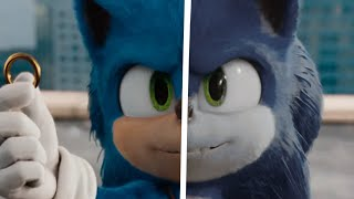 Sonic The Hedgehog Movie Choose Your Favorite Desgin For Both Characters (Werehog & Sonic) Part 2