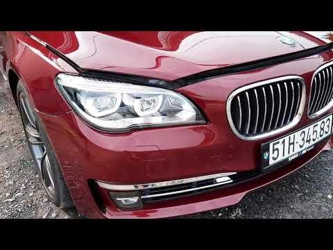 BMW 750Li 2011 (F02) lên đời 2016