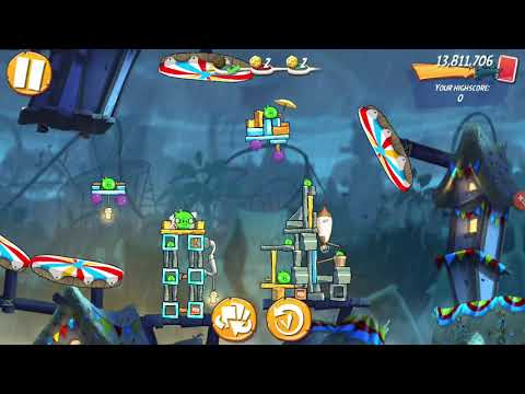 Angry Birds 2| Mighty Eagle Bootcamp MEBC| 05/24/2020| Bubbles