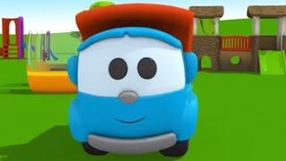 Leo Junior und der Spielzeug Citybus | Animation für Kinder