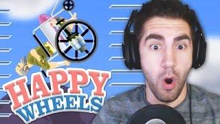Happy Wheels - Don't Move Levels - Part 6