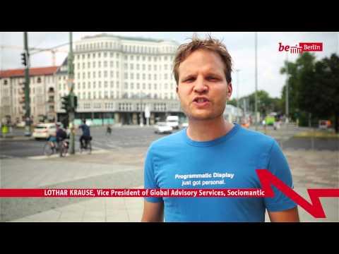 Digital Capital - Sociomantic in Berlin