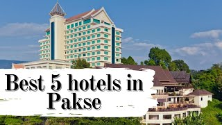 Top 5 Best Hotels in Pakse, Laos - sorted by Rating Guests