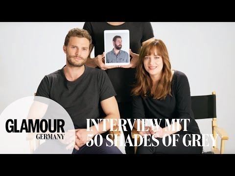 GLAMOUR Interview I Dakota Johnson & Jamie Dornan - Private Insights Der