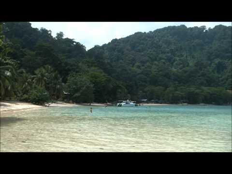 Pulau Tenggol, il paradiso sconosciuto.  1080p