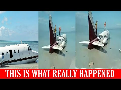 """Clarendon """"hothead"""" residents take the  crash plane mens money & protect dem😳/Jamaica News Today"""