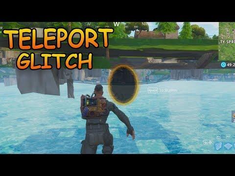 Fortnite Glitches: NEW Solo Teleport...