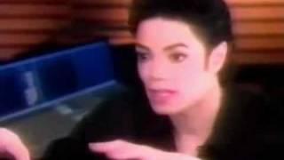 Майкл Джексон и Лиза Мари Пресли на PrimeTime 3/6