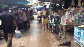 Kamphaeng Phet , Thailand カムペーンペット タイ 市場