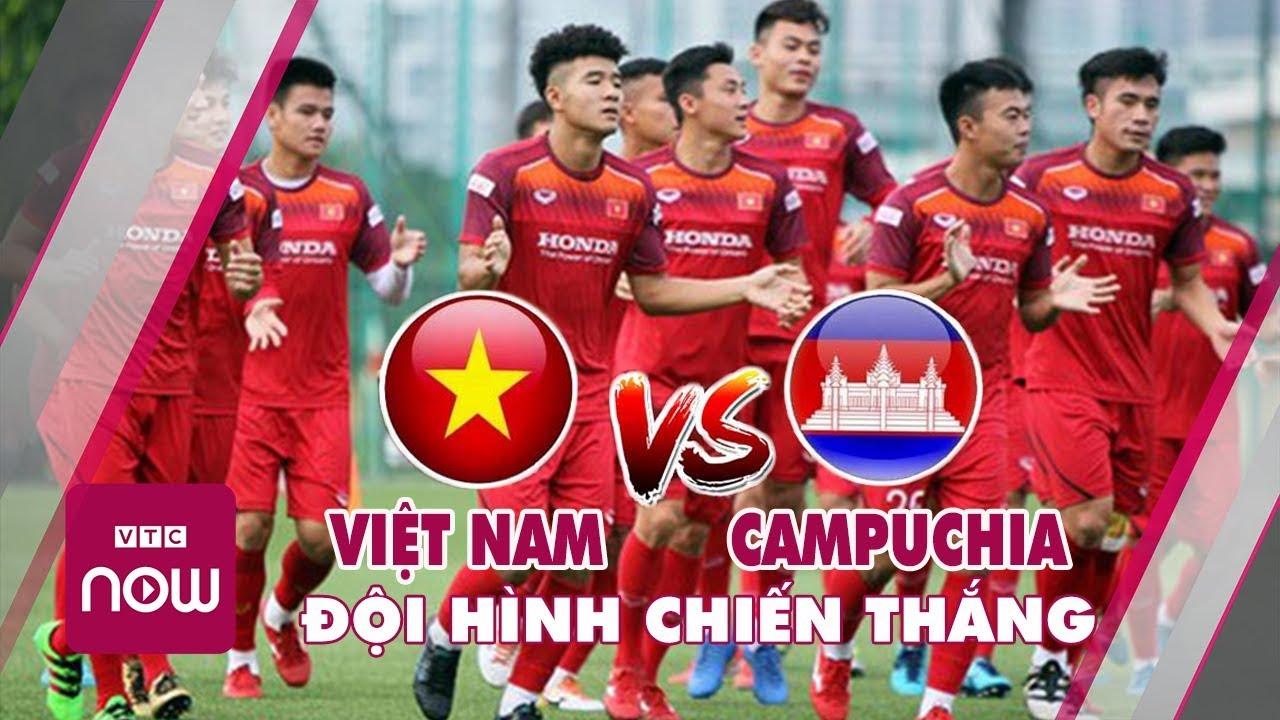 Tin bóng đá Sea Games 30 : U22 Việt Nam vs Campuchia thầy Park dùng đội hình nào ? Tin bóng đá 24h