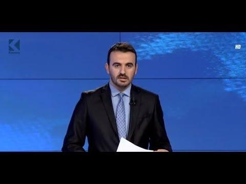 Lajmet 20:00 - 10.12.2017 - Klan Kosova