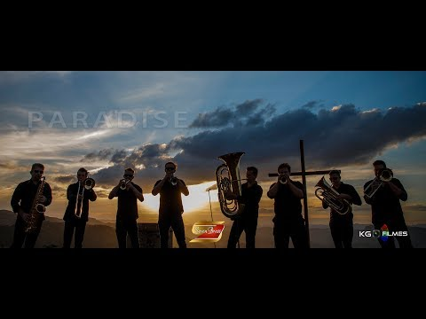 PARADISE, COLDPLAY (COVER) -SEVEN BRASS BAND