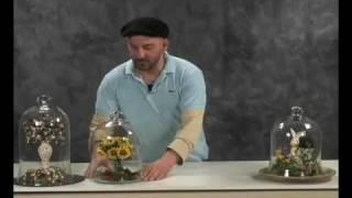 5 Minute Decor Episode 01 - Garden Cloche Designs