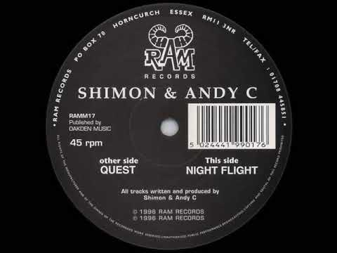 Shimon and Andy C Night Flight