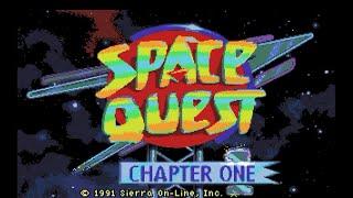 Amiga 500 Longplay [042] Space Quest 1 - Chapter 1 (Enhanced)