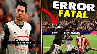 EX JUGADOR DEL GIRONA Y UN ERROR BRUTAL NOS ELIMINA DE LA COPA? | FIFA 18 Modo carrera