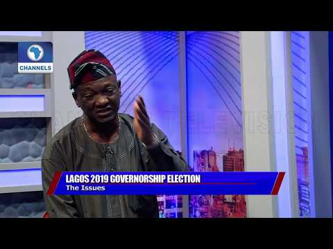 Lagos Is Still Run Like A Private Company - Jimi Agbaje |Politics Today|