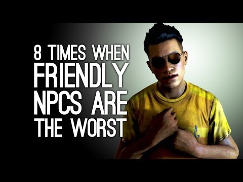 8 Times When Friendly NPCs Are the Absolute Worst
