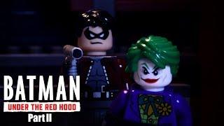 Lego Batman Under The RedHood Part 2