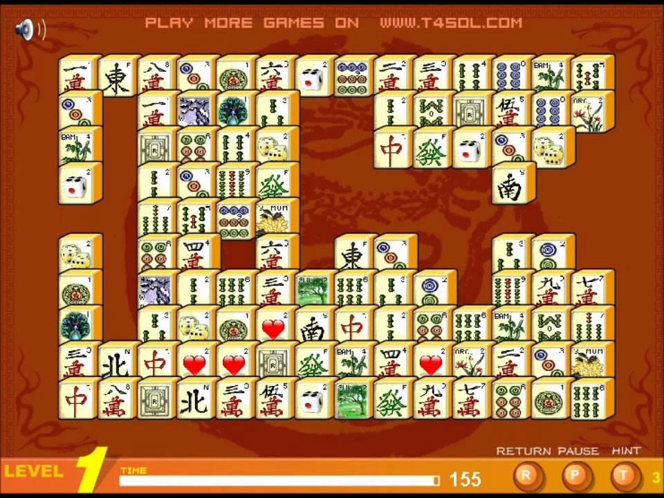 free mahjong link
