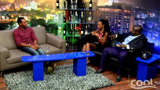 THE LATE NIGHT SHOW - Guest Tope Tedela Pt1 Cool TV