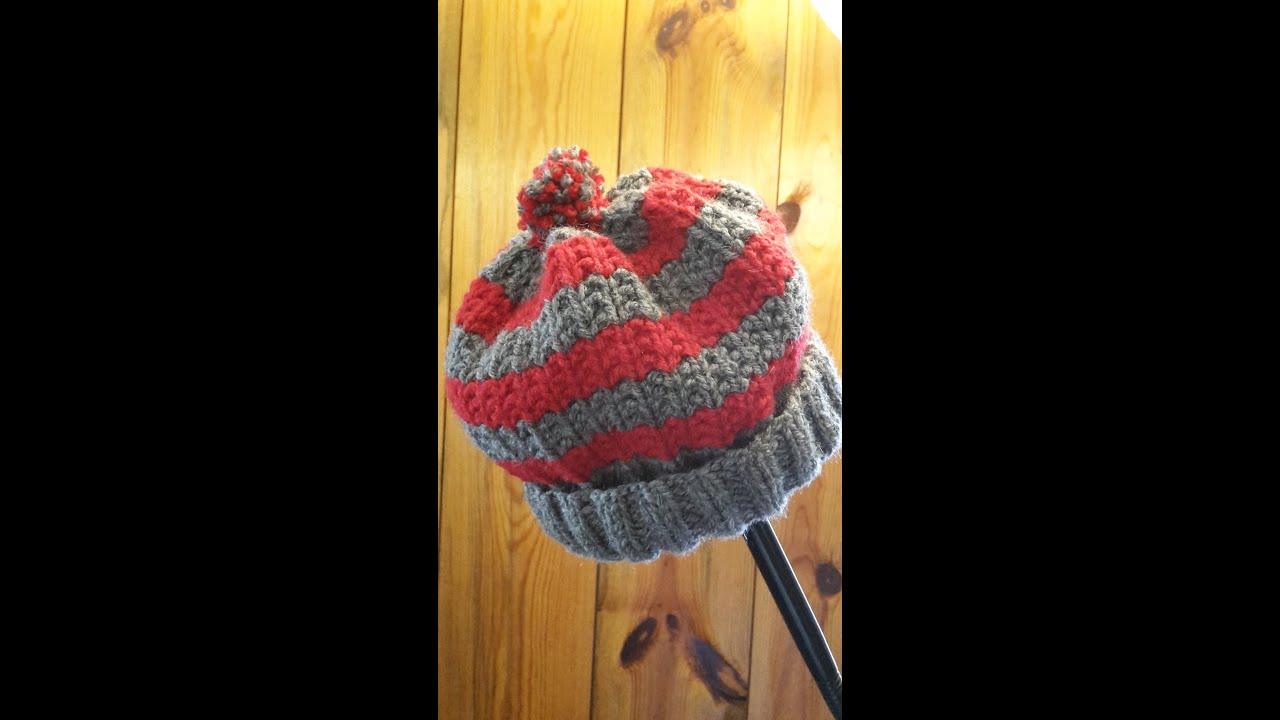 tricoter un bonnet combien de mailles