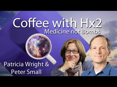 Coffee with Hx2: Medicine not Bombs
