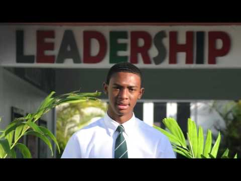 Queen's College High School: Encouraging Excellence - Feb 2013 (Bahamas)
