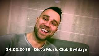 Freaky Boys - Disco Music Club Kwidzyn (24.02.18), zaproszenie na koncert