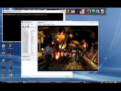 Resident Evil 2 (Leon + Claire) - PC: Cheat Engine | FunnyDog TV