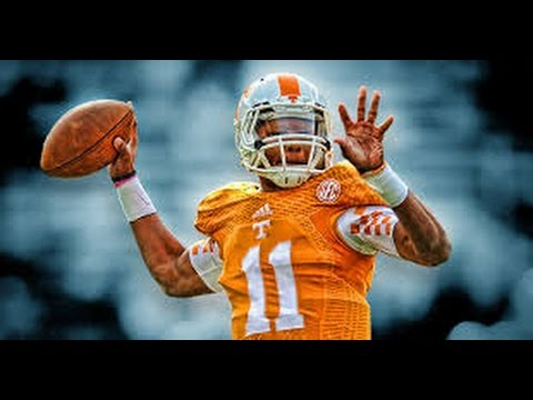 Tennessee Vols Football 2015-2016 Pump Up Video