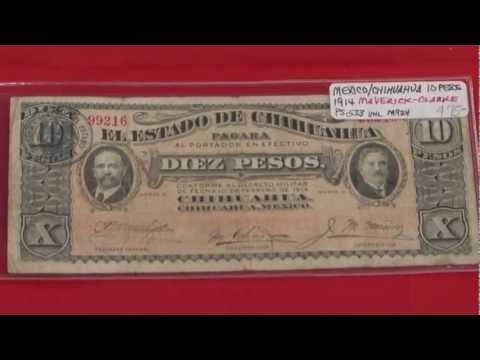 Coin Coins & Currency! Money Show Houston 2012. VIDEO: 7:01.