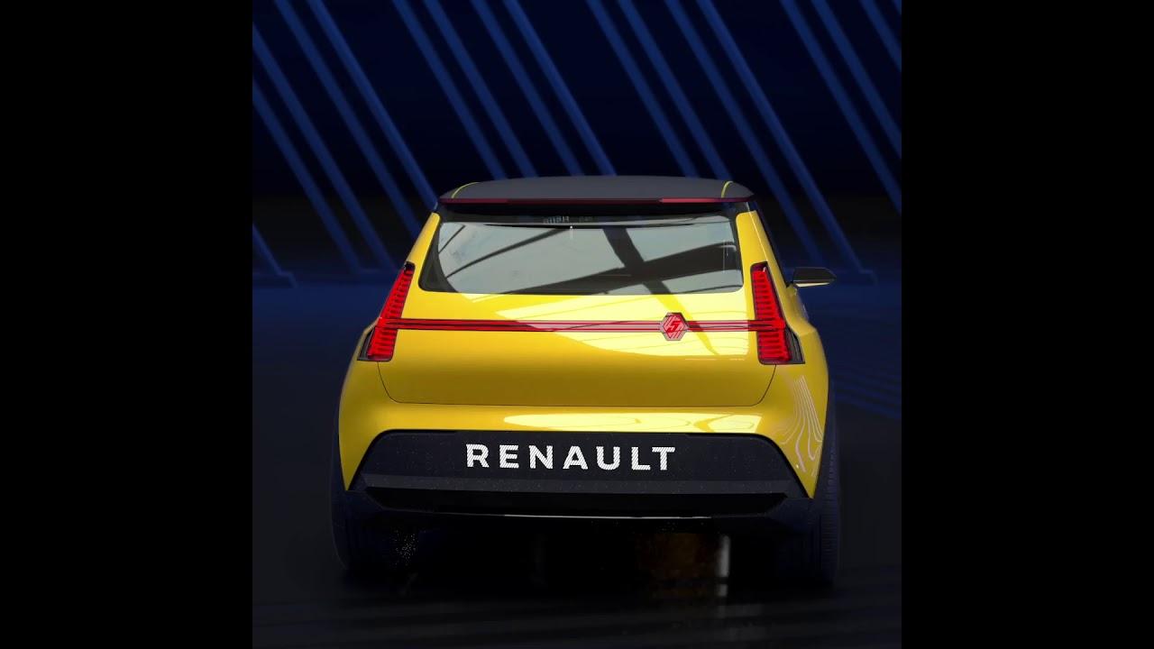 Renaulution | Renault 5 E-TECH