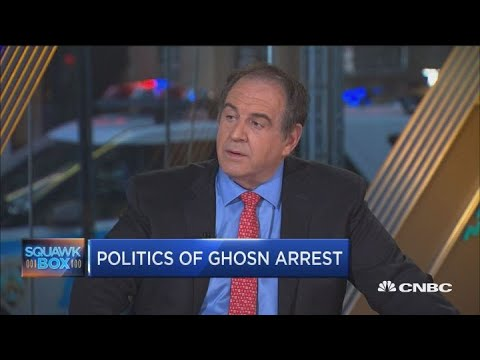 Carlos Ghosn's arrest is prosecutorial overreach, says management guru