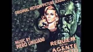 Requiem per un agente segreto -Piero Umiliani