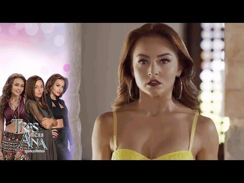 Ana Leticia Encuentra A Ana Lucía En Los Brazos De Mariano   Tres Veces Ana - Televisa