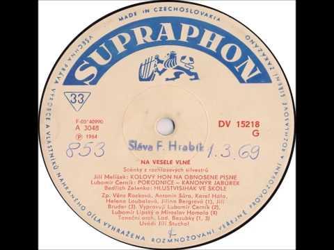 Na veselé vlně - Scénky z rozhlasových silvestrů (B Side) [1964 Vinyl Records 33 1/3rpm]