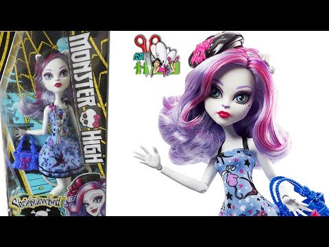 Catrine DeMew ♥ Shriek Wrecked/КОРАБЛЕКРУШЕНИЕ/ Monster High/ Muza Rukodeliya 🌺