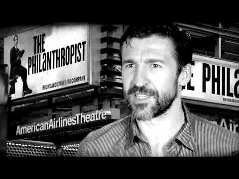 Boomtown! The Philanthropist - Jonathan Cake Interview