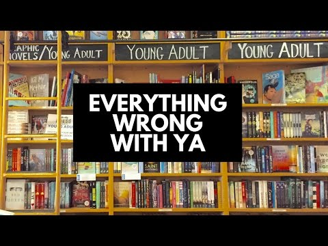 Everything Wrong With Young Adult Literature | Cam Talks Booktube
