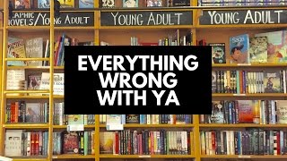 Everything Wrong With Young Adult Literature   Cam Talks Booktube